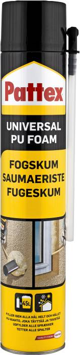 Pattex PU fugeskum 750 ml
