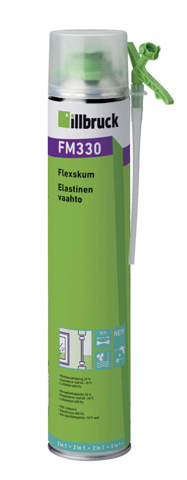 Fogskum 880 ml Tremco
