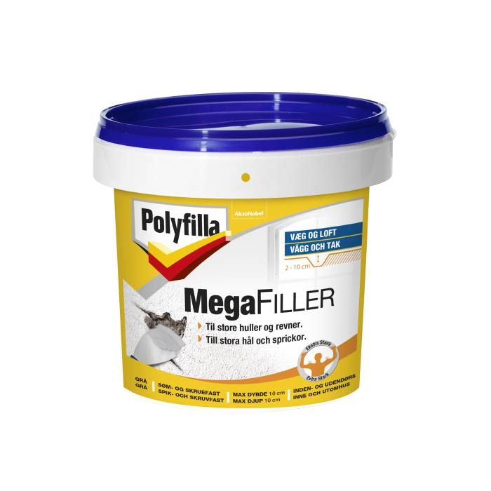 Polyfilla megafiller 1 liter