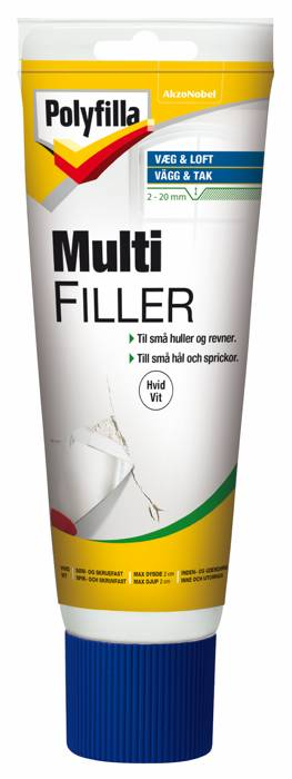 Polyfilla multifiller hvid 330 gram