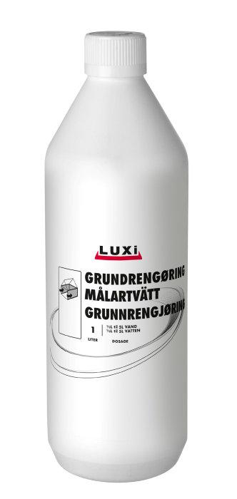 Grundrens 1 liter koncentrat - Luxi