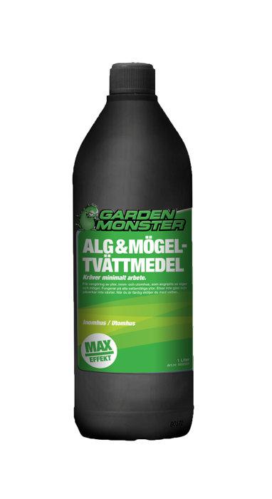 Alg & Mögeltvätt 1 liter