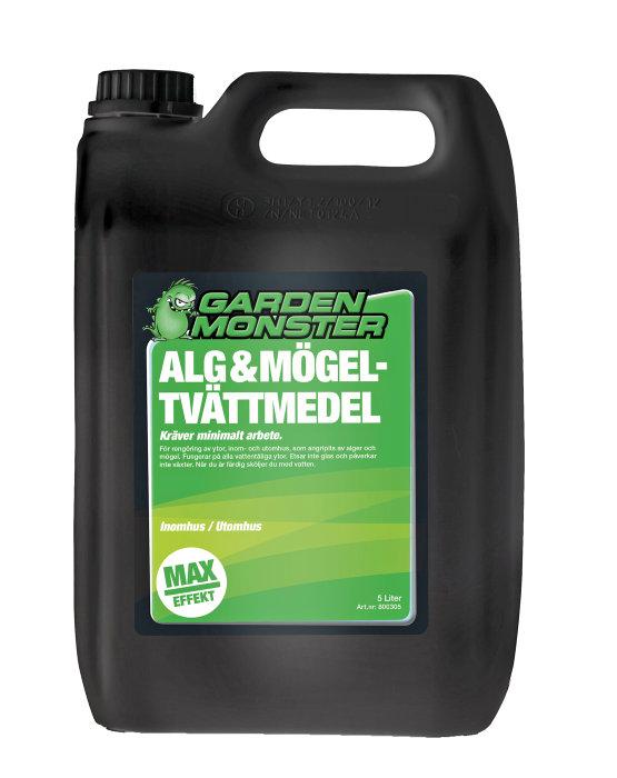 Alg & Mögeltvätt 5 Liter