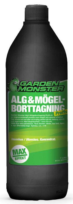Alg & Mögeltvätt Proffs