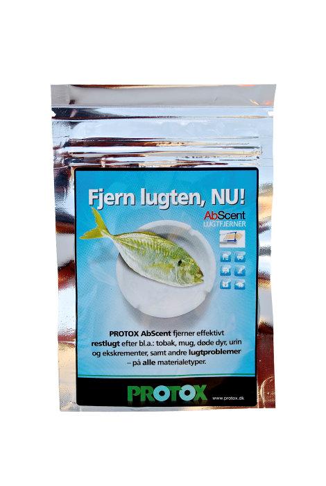 Protox AbScent® til fjernelse af dårlig lugt | jem & fix