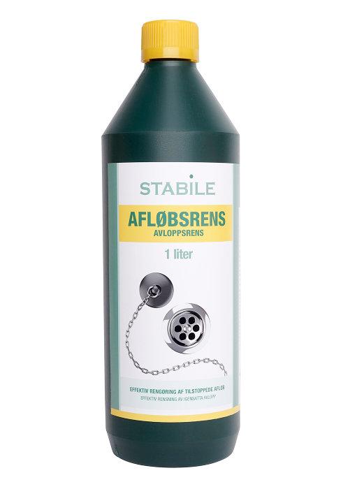Flydende afløbsrens 1 liter - Stabile