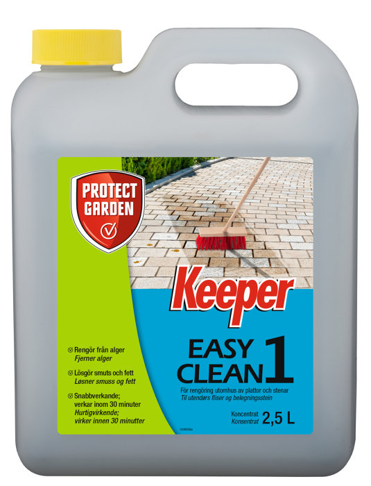 Keeper Easy Clean