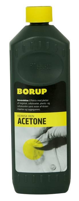 Borup acetone 0,5 liter