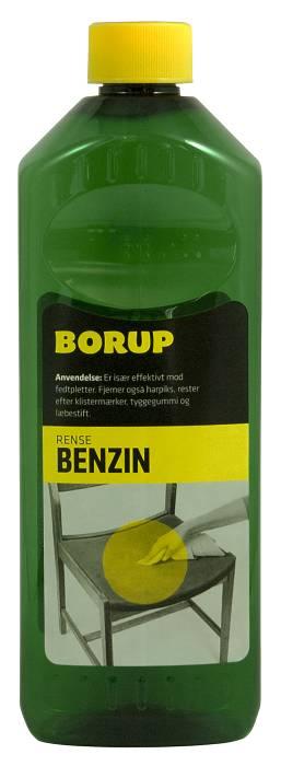 Borup rensebenzin 0,5 liter
