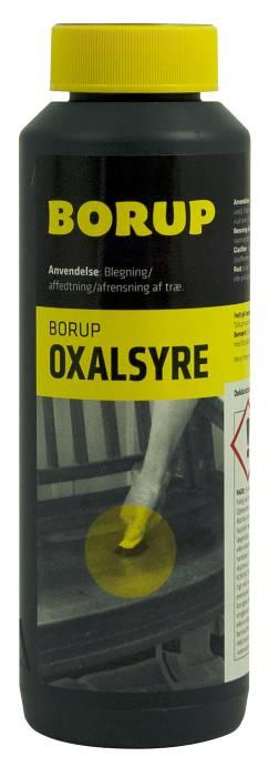 Borup oxalsyre 300 gram
