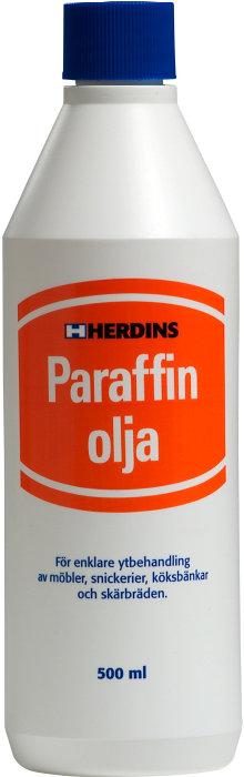 Paraffinolja 500 ml Herdins