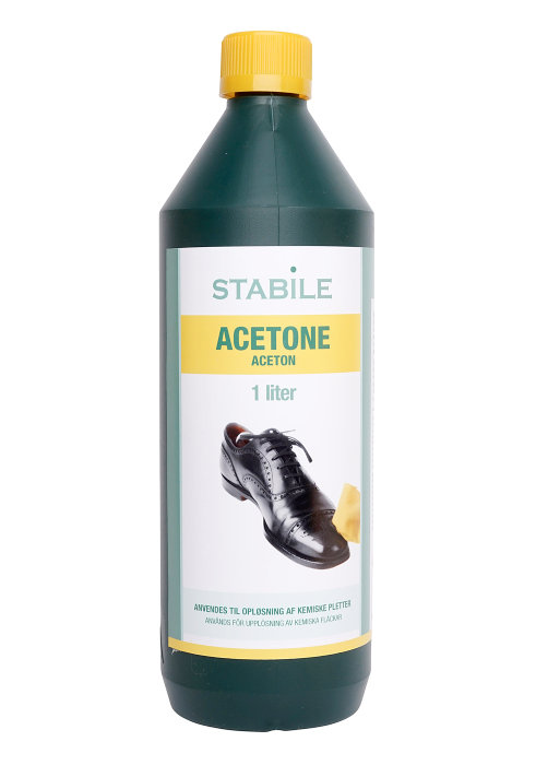 Acetone 1 liter - Stabile
