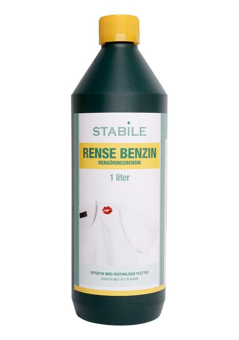 Rensebenzin 1 liter - Stabile