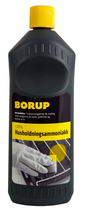 Husholdningsammoniakk 25%