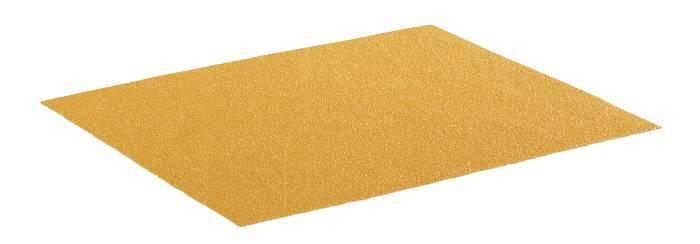 Sandpapir ark korn 80 - 470 x 720 mm
