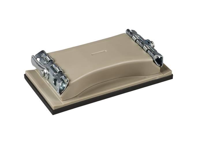Håndsliber til sandpapir - 90 x 170 mm