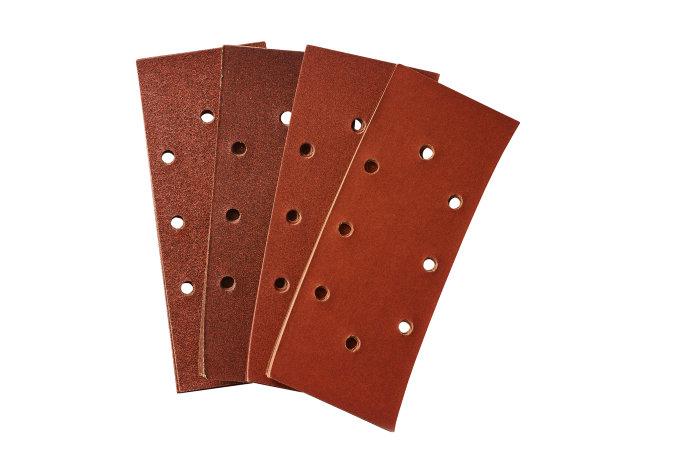 Falke slibepapir 230 x 93 mm til rystepudser