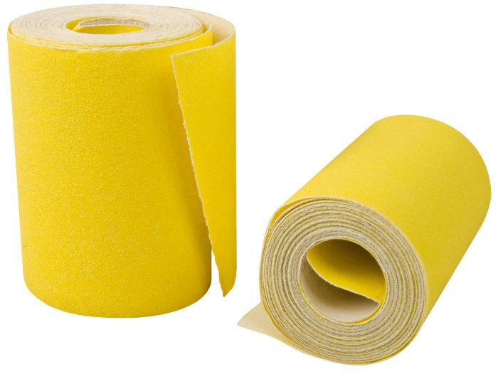 Sandpapir 2 ruller i K60 og K80