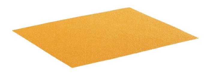 Sandpapir i ark korn 180 – 470 mm x 720 mm