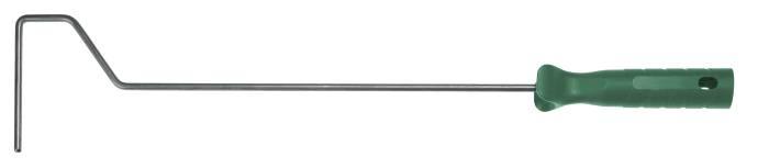 Malerrulleskaft 10 cm Quick, lang - Stiwex