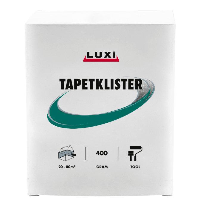 Tapetklister 2x200 g - Luxi