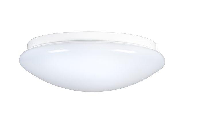 Plafond Ø26 cm inkl. 12W LED-pære