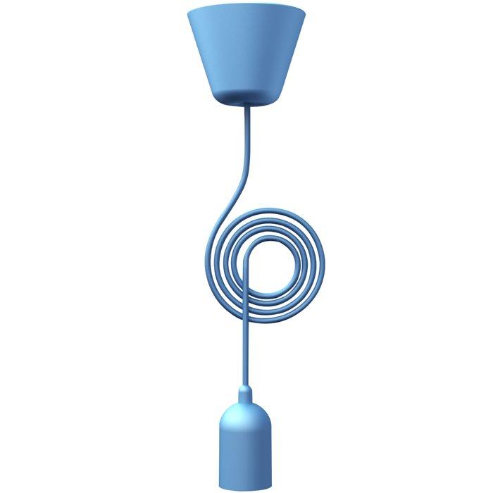 Nordlux Funk Pendelophæng lys blå/lys blå