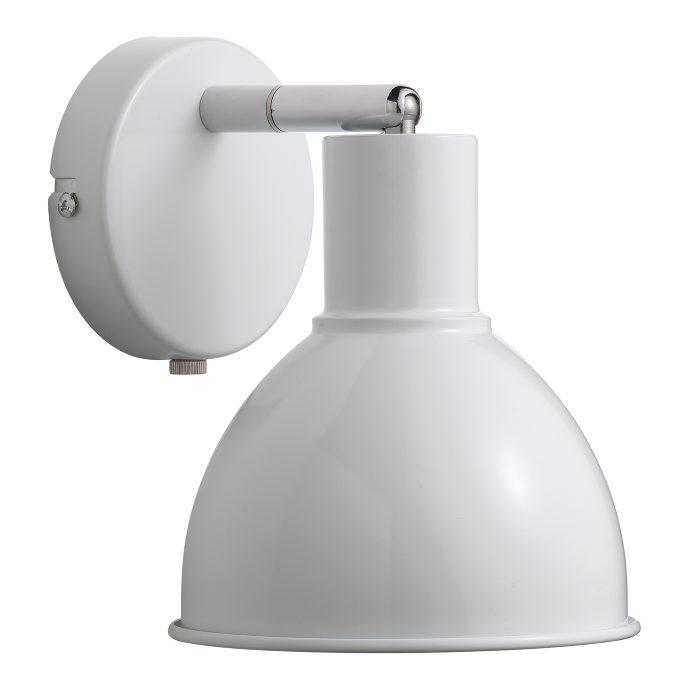 Nordlux Pop væglampe hvid