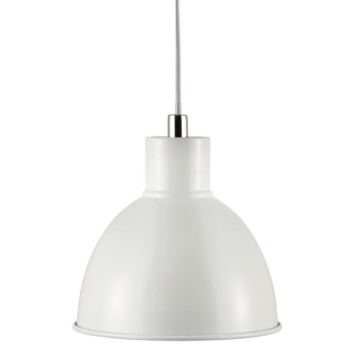 Nordlux Pop pendel hvid