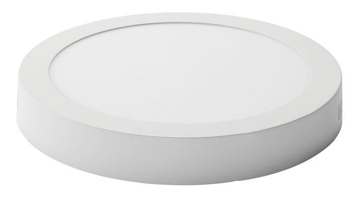 Plafond LED Loftslampe 18 W - Ø: 22 cm