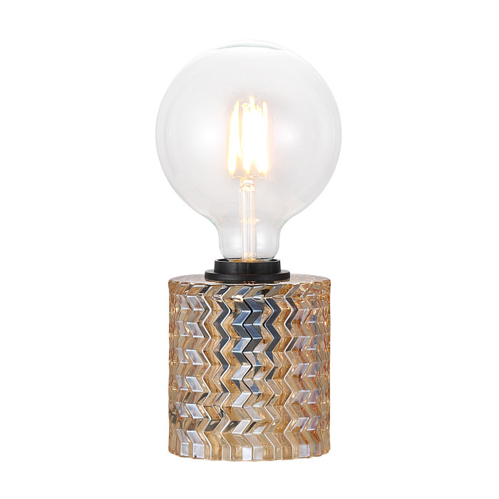 Nordlux Hollywood bordlampe amber