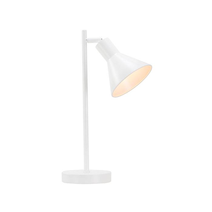 Nordlux Eik bordlampe hvid