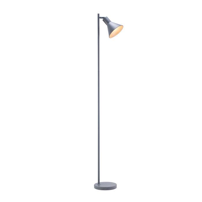 Nordlux Eik gulvlampe grå
