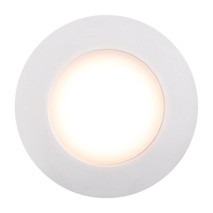 Inbyggnadsspot Naos Vit LED IP23