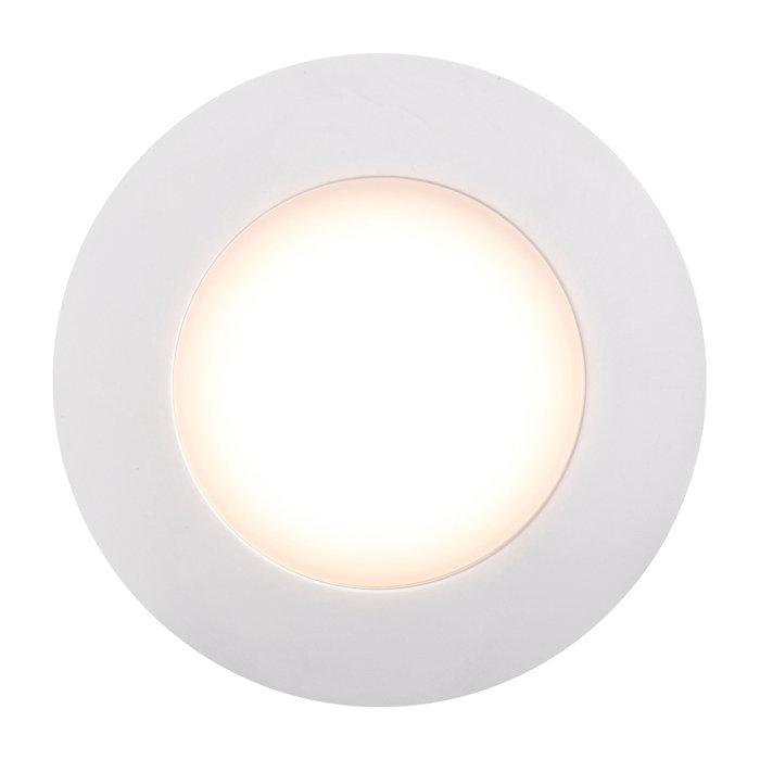 Inbyggnadsspot Naos Vit LED IP65