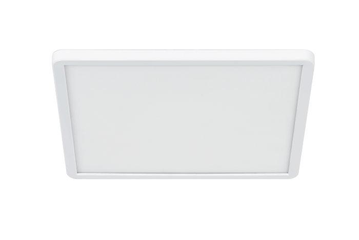 Nordlux Oja 29 plafond 29,4 x 29,4 cm hvid