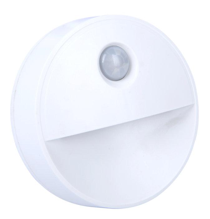 LED-lampe med sensor