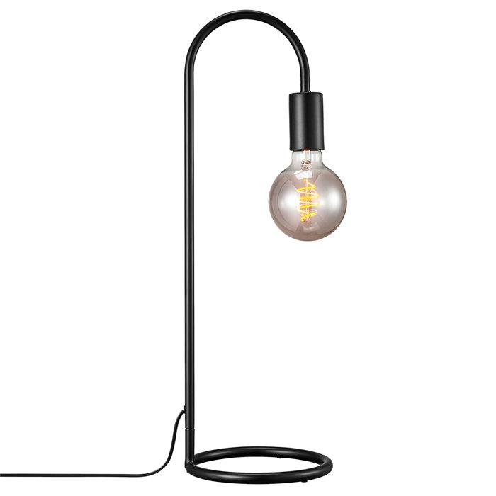 Nordlux Venice bordlampe 55 cm sort