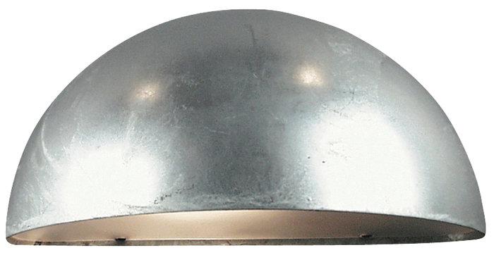 Nordlux Scorpius Maxi væglampe galvaniseret stål