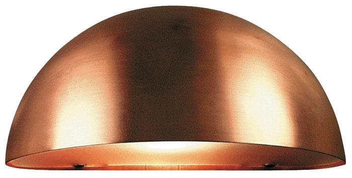 Nordlux Scorpius Maxi væglampe kobber