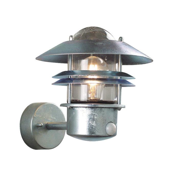 Vägglampa Blokhus Sensor