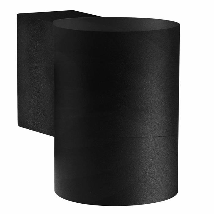 Nordlux Tin Maxi væglampe sort