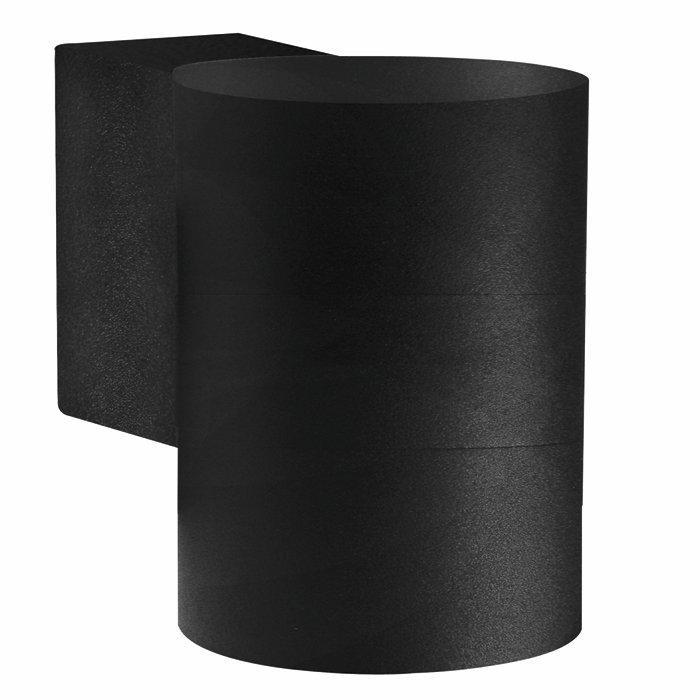 Nordlux Tin Maxi vegglampe svart