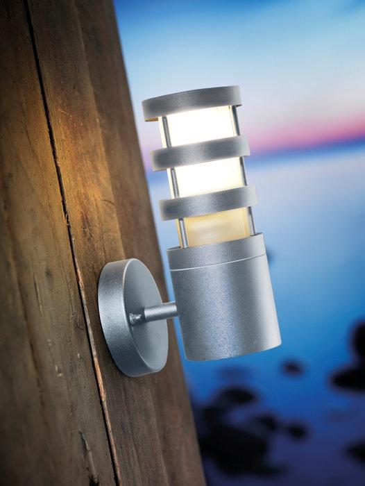 Vägglampa Darwin Aluminium
