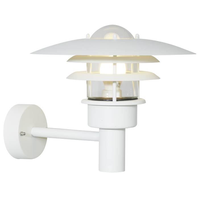 Nordlux Lønstrup 32 væglampe hvid