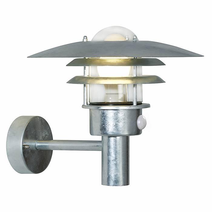 Nordlux Lønstrup 32 væglampe med sensor