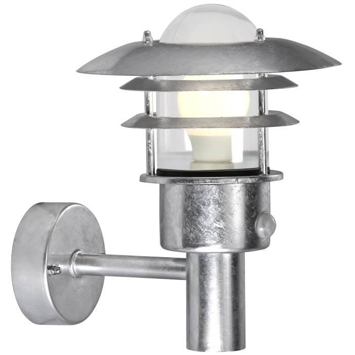 Nordlux Lønstrup 22 væglampe med sensor