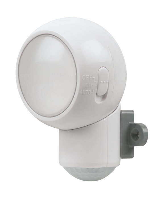 Osram Spylux sensorlampe til batteri | jem & fix