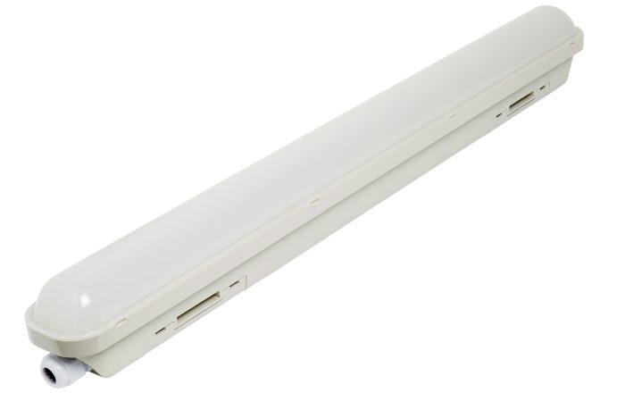 Industriarmatur inkl. 10W LED 60 cm