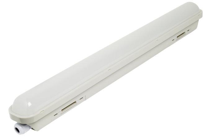 Industriarmatur med 15W LED - 60 cm